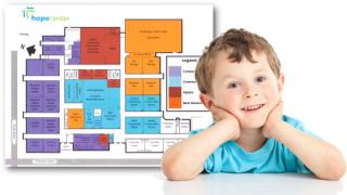 The Hope Center Floor Plan